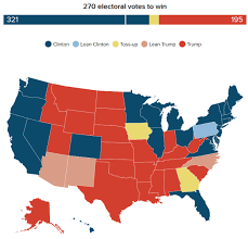 Map Of Florida Colleges by Polls Tighten But The Electoral College Map Tells A Different