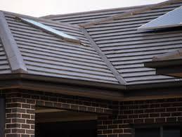 Flat Tile Roof Tiled Roof Gutter Protection The Leaf Man Gutter Guard