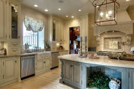 french blue kitchen cabinets spacious blue french country kitchen cabinets houzz cream with in