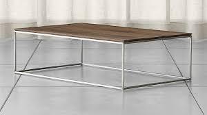 Shipping Crate Coffee Table - beautiful metal frame coffee table with altra metal frame coffee