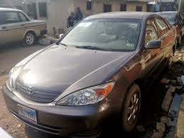 cheap toyota extra neat 2004 model toyota camry for sale at an affordable price