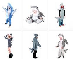 Halloween Costumes Shark Scuba Themed Halloween Costume Ideas