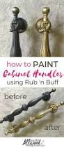 paint hardware and make it last oil rubbed bronze