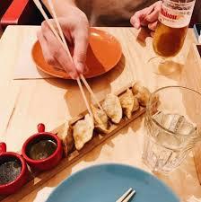 cuisine plancha dumplings a la plancha picture of chan madrid tripadvisor
