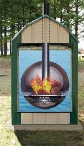 best 25 outdoor wood burning furnace ideas on pinterest wood