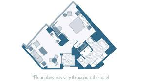 Hotel Suite Floor Plan Luxury Suites In Las Vegas Tower Suites Aria Resort U0026 Casino