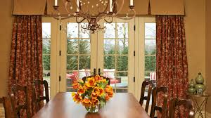 window treatments for french doors interior design youtube