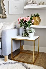 Coffee Tables Ikea by Ikea Side Table Hack Interiordesign Casegoodsideas Moder Home