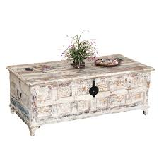 Coffee Table Trunks Reclaimed Wood Standing Coffee Table Chest