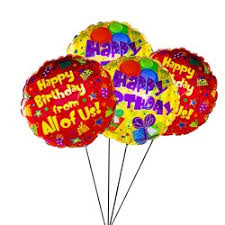 helium filled balloons delivered scream out happy birthday balloons balloon delivery uk