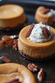 light pumpkin dessert recipes skinny mini pumpkin cheesecake with pecan crust mini cheesecake