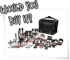 makeup kits for makeup artists would you buy it smashbox pro make up artist starter kit