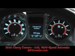 2010 camaro lt 0 60 2010 chevy camaro 3 6l v6 0 60 mph