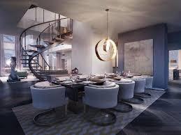 Luxurious Dining Rooms 16 Fascinating Luxury Dining Room Designs Interior Design