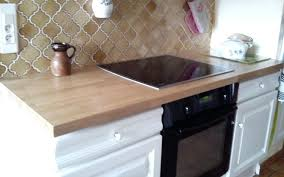 poser plan de travail cuisine poser plan de travail cuisine des plans de travail et de la table