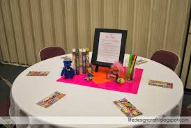 life design and the pursuit of craftiness 90 u0027s table decor