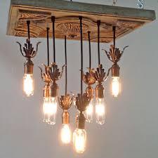 Cottage Style Chandeliers Edison Bulb Chandelier Interesting Ideas About Edison Bulb