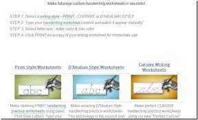 5 free websites to improve handwriting
