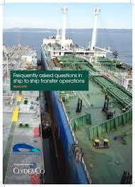 f a q in ship to ship transfer operations by dynamarine issuu