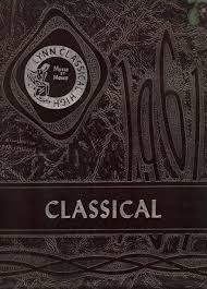 classical high school yearbook 1961 classical high school yearbook online ma classmates