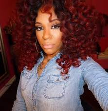 sewing marley hair best 25 sew in with curls ideas on pinterest sew in curls