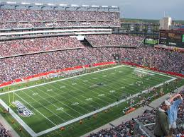 Gillette Stadium Map Gillette Stadium Calendar U0026 Information Latest Cbs Local Boston