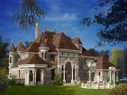 French Style Home Plans by Amazing Luxury Home Designs And Floor Plans 5 French Chateau