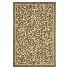 Target Green Rug Terrace Scroll Vine Green Rug Liora Manne Target