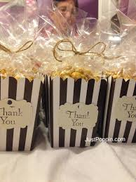 party favor ideas for wedding diy party favors with bulk popcorn just poppin popcorn