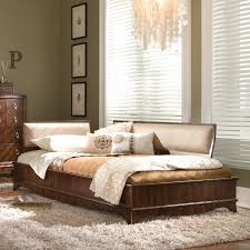 bedroom wooden full daybed with dresser and area rug for home