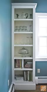 Adding Shelves To Kitchen Cabinets Glass Cabinet Doors