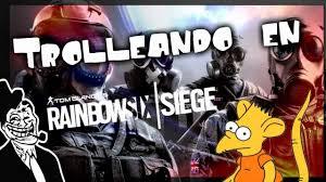 random moments rainbow six siege youtube