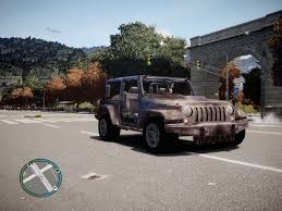 call of duty jeep gta gaming archive