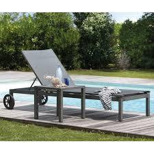 Chaise Longue Relax Lafuma by Chaises Longues Plantes Et Jardins