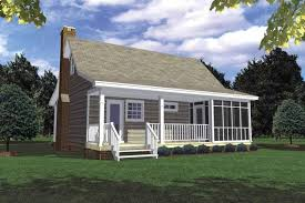 Small House Plans With Porch Skillful Design 6 Small Country Style House Plans Small Country