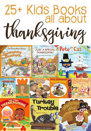 25 thanksgiving books your will