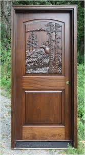 Carved Exterior Doors Carved Front Doors Effectively Biro Competition