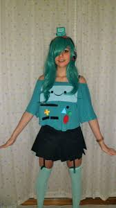 adventure time cosplay bmo by problematiiques on deviantart