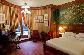 Chambre Theme New York by 14 Literary Hotels Cnn Travel