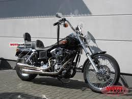 harley davidson harley davidson 1340 dyna wide glide moto