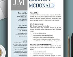 resume cute resume templates free programmer cv template 9 free