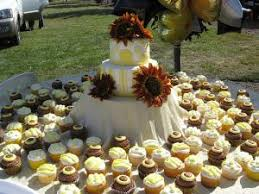 wedding cake display wedding cake display tables lovetoknow