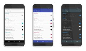 color themes for android github garretyoder app theme engine a simple app level theme