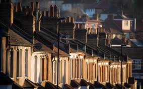 the state of the uk housing market in five charts
