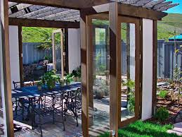 Outdoor Enclosed Rooms - designers who rock outdoor spaces