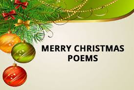 merry christmas 2016 poems