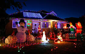 The Best Christmas Light Displays by Best Christmas Lights Los Angeles Christmas Lights Decoration