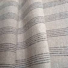 Upholstery Fabric For Curtains Upholstery Fabric For Curtains Striped Linen Chic Choc