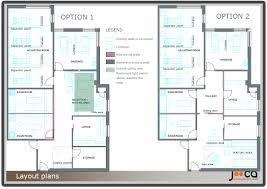 chiropractic office design layout exles studio chiropractic