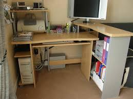 bureau chez but bureau d angle multi média et étagère but occasion